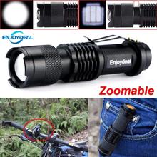 CREE Q5 LED Tactical Flashlight