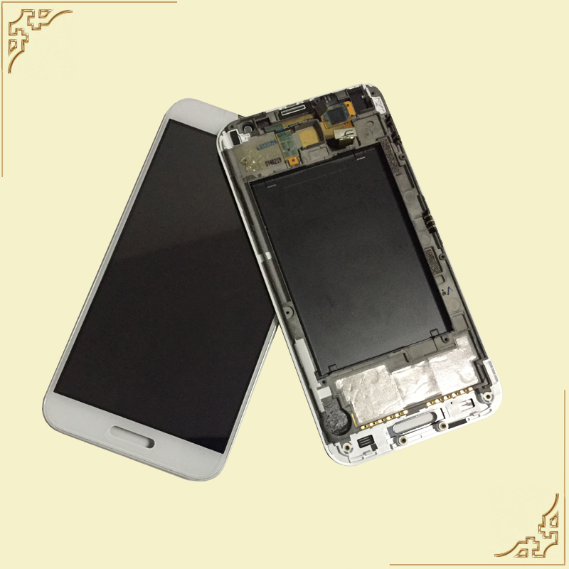 Cellphones & Telecommunications Friendly For Lg Optimus G Pro 2 F350 D837 D838 Lcd Display Touch Screen Digitizer Assembly With Frame Free Shipping Mobile Phone Parts