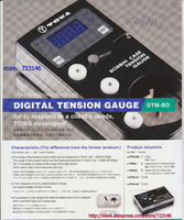 MADE IN JAPA DIGITAL BOBBIN CASE DIGITAL TENSION GAUGE FOR EMBROIDERY / INDUSTRIAL TOWA #DTM DTM BF