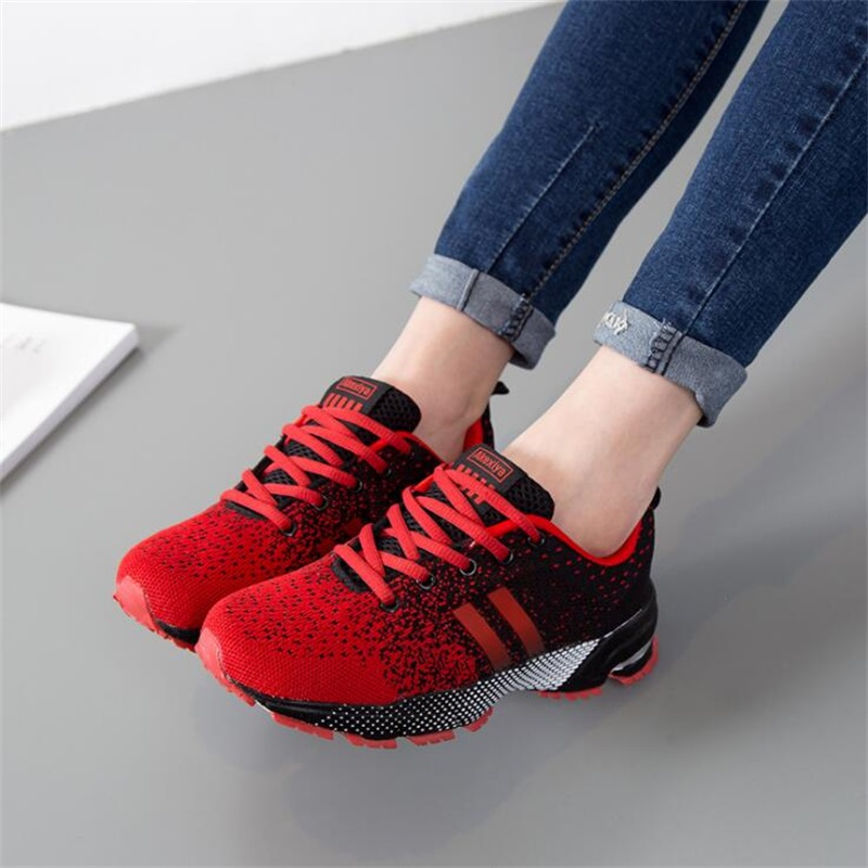 Explosion models couple casual shoes breathable sneakers new fashion mesh code: 36-44