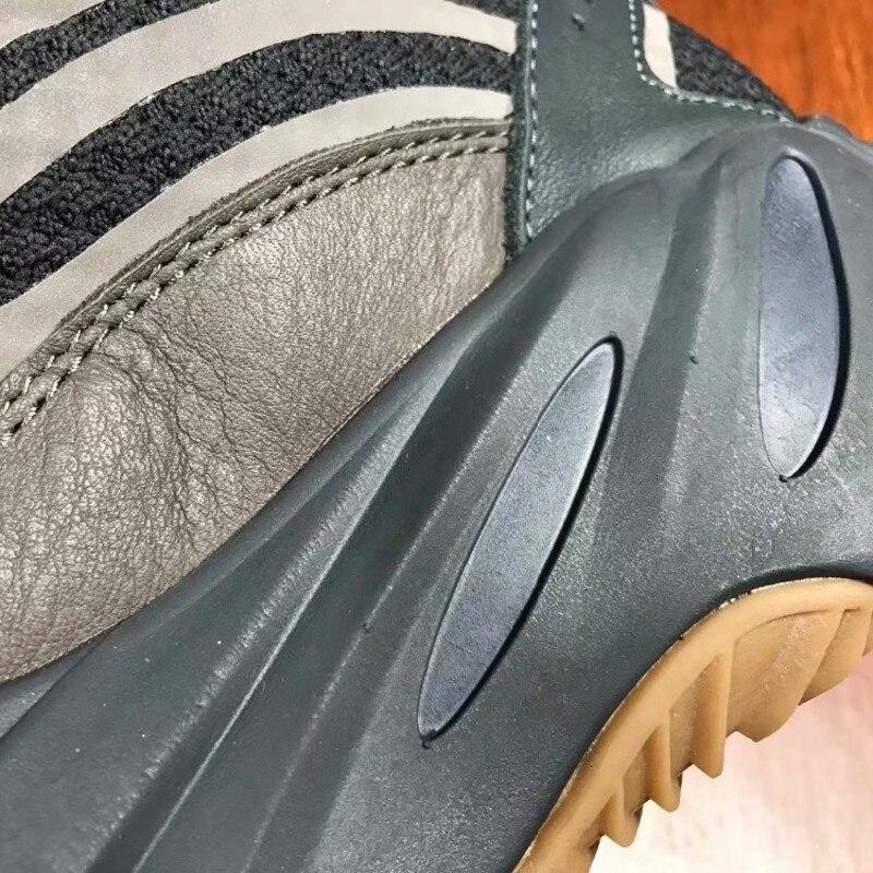 2019 Hommes chaussures de course chaussures de sport Marque Athletic Jogging En Plein Air chaussures de marche Amoureux Rétro Plat Avec chaussures de gymnastique grande taille - 5