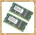 Памяти ноутбука Для Samsung DDR 1 ГБ 2x512 МБ 333 МГц PC2700 SODIMM 333 ноутбук БАРАНА 512 200pin бесплатная доставка