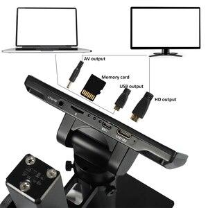 Image 2 - Andonstar ADSM302 Professional ดิจิตอลอุตสาหกรรมอิเล็กทรอนิกส์ชีวภาพกล้องจุลทรรศน์แว่นขยายรีโมทคอนโทรล