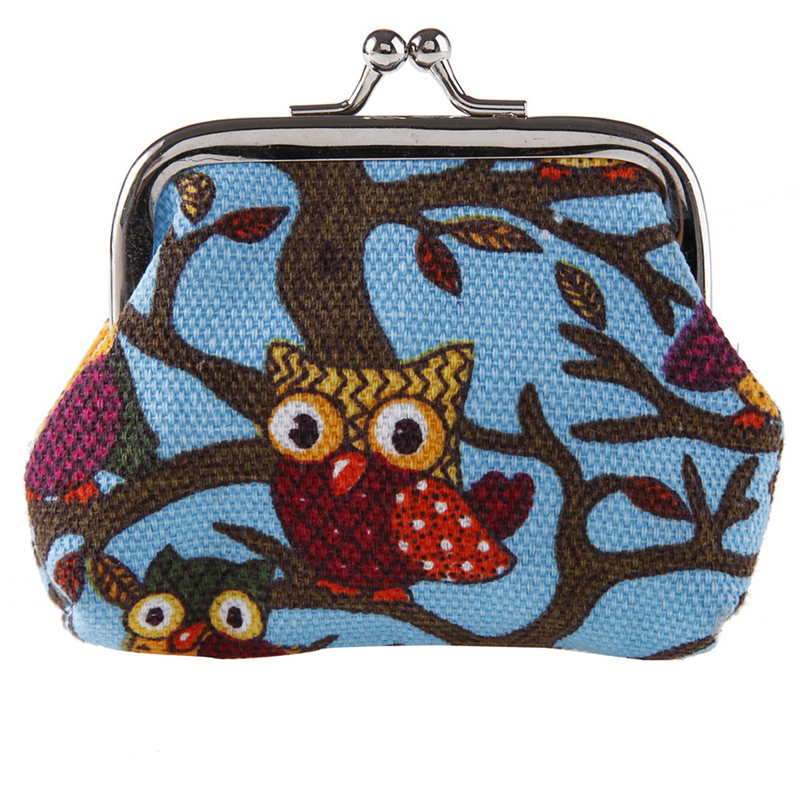 TTLIFE 2018 Hot On Sale Wallets For Womens Owl Pattern Female Handbags Lovely Style Card Holder Coin Purse China Wallet Ladies