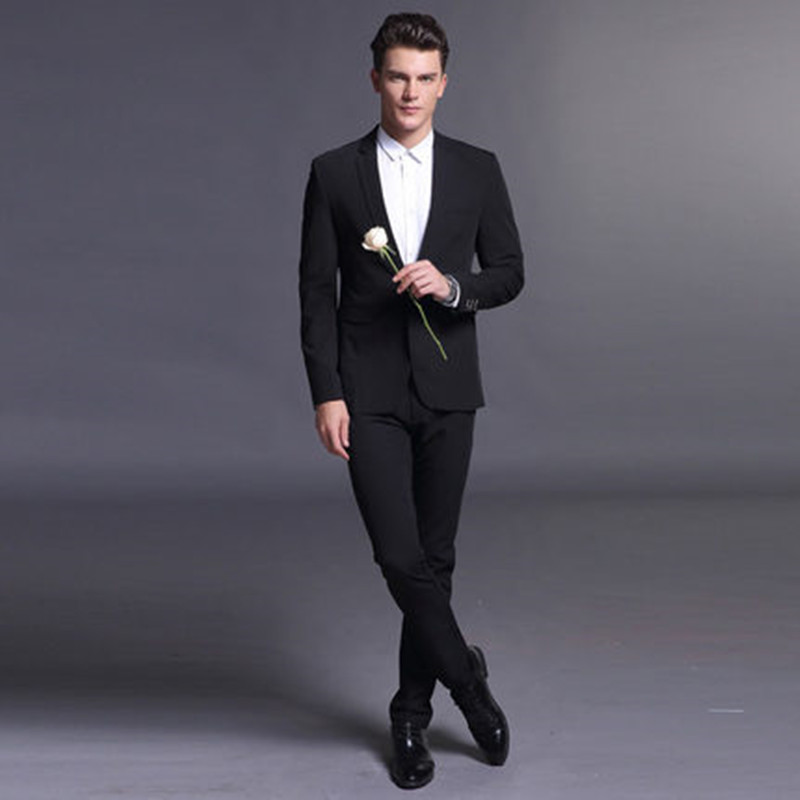 Three Pieces Hot Fashion Business Dress Up Professional Slim Slim ...
