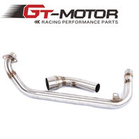 GT Motor Exhaust Full System FOR HONDA MSX125 2012 2015 Without Exhaust