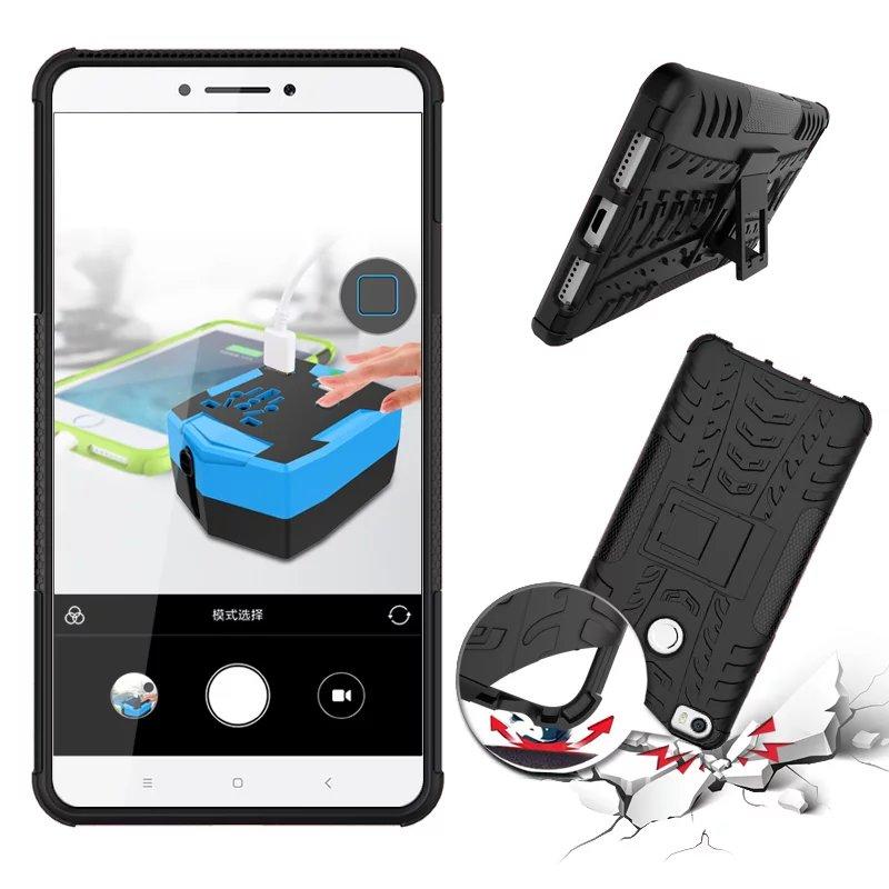Für Xiaomi Mi MAX Hülle TPU & PC Dual Armor Cover mit - Handy-Zubehör und Ersatzteile
