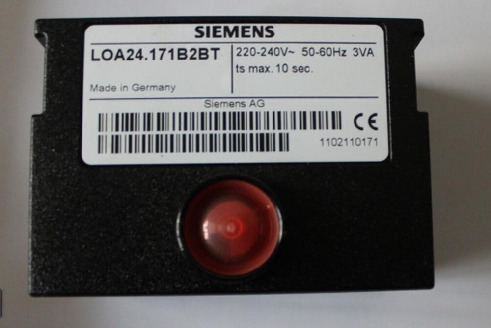 LOA24.171B2BT CE Program 220~240V Control Box for Oil Burner Controller New Original lme21 330c2 combustion program controller control box for burner control compatible