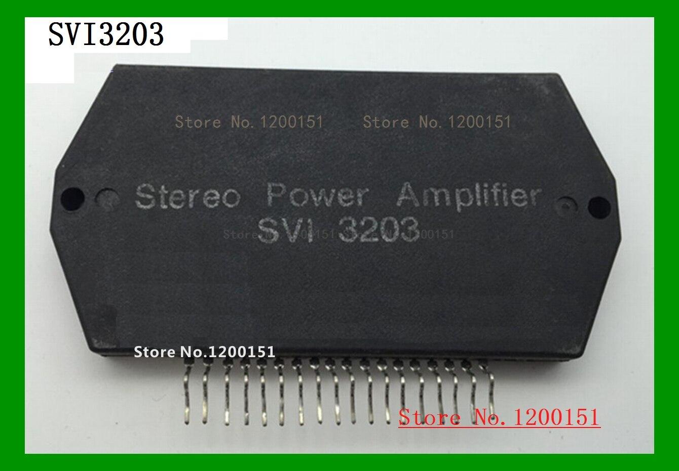 SVI3203 MODULESSVI3203 MODULES