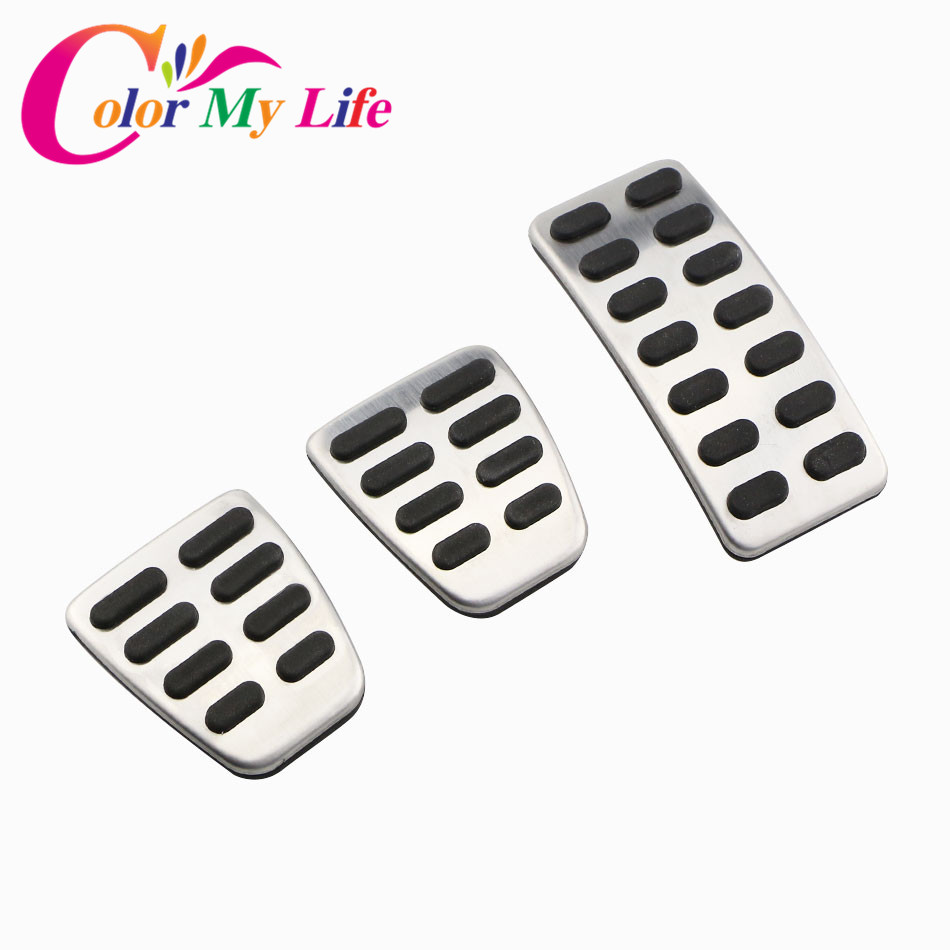 Car Styling Fuel Pedal Brake Foot Pedals For Hyundai Ix25