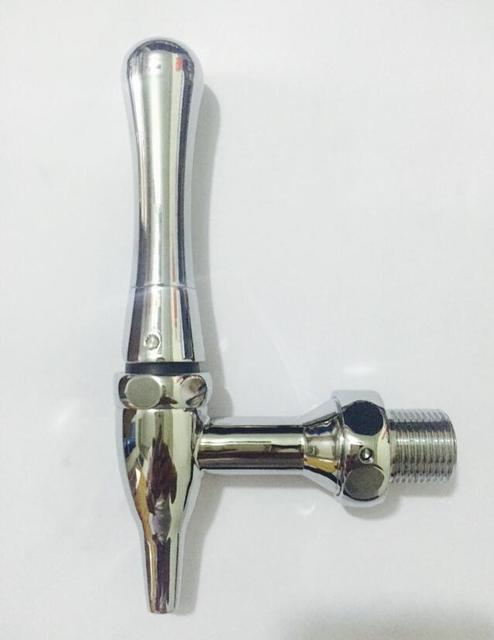 Stainless Steel draft beer dispenser faucet set, Tobacco pipe ...