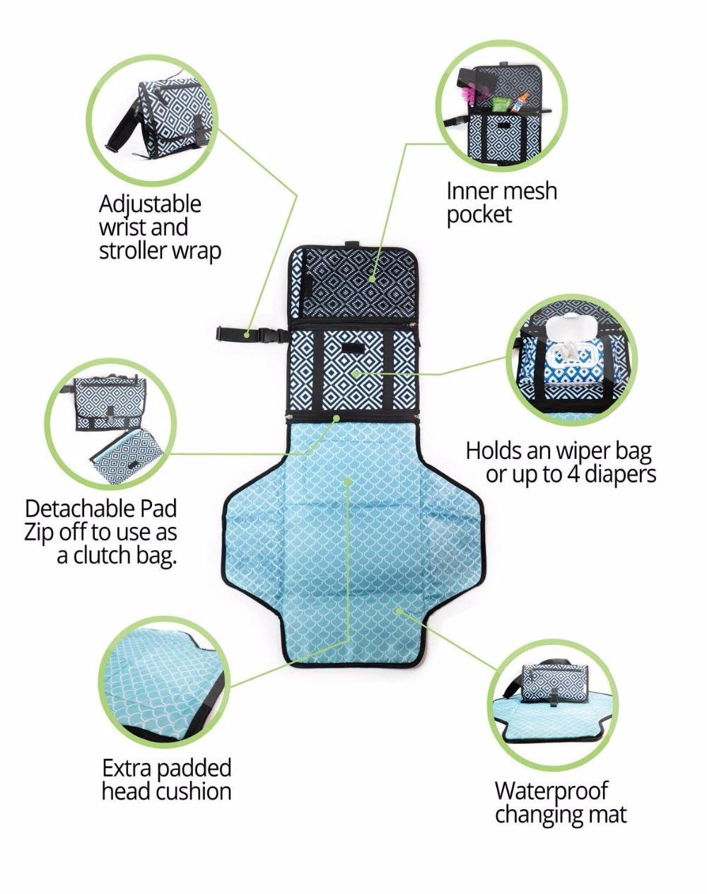 almofada de mudanca fraldas portatil com 01
