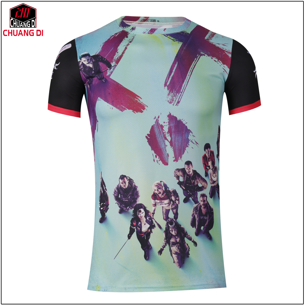 d212eca34 Cycling jerseys Summer Harajuku Women men Large Size T shirt 3D Cycling  Printing T Shirts Street Tops Tee-in Cycling Jerseys from Sports    Entertainment on ...