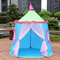 children's tent camping tents for children boy girl Tent Toy Playhouse Toddler Play House Castle Children Foldable Tents