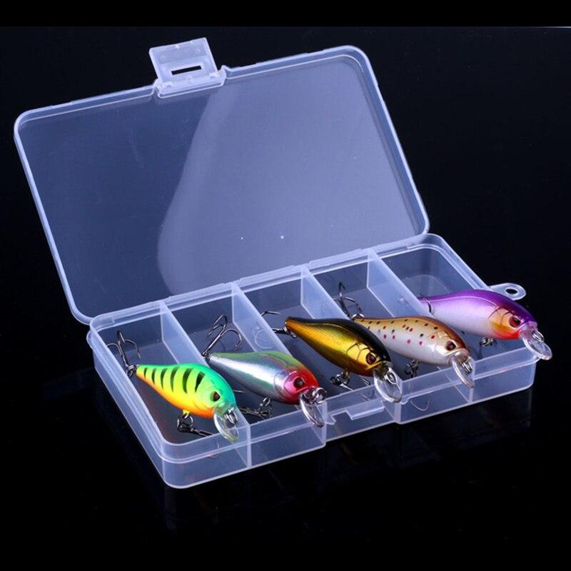 5шт / коробка Набір для приманки для - Риболовля - фото 2