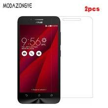 2 шт. для Asus Z010D закаленное Стекло Для Zenfone Max ZC550KL ZC ZC550 550 550KL KL Экран Защитная пленка для 5,5 дюймов