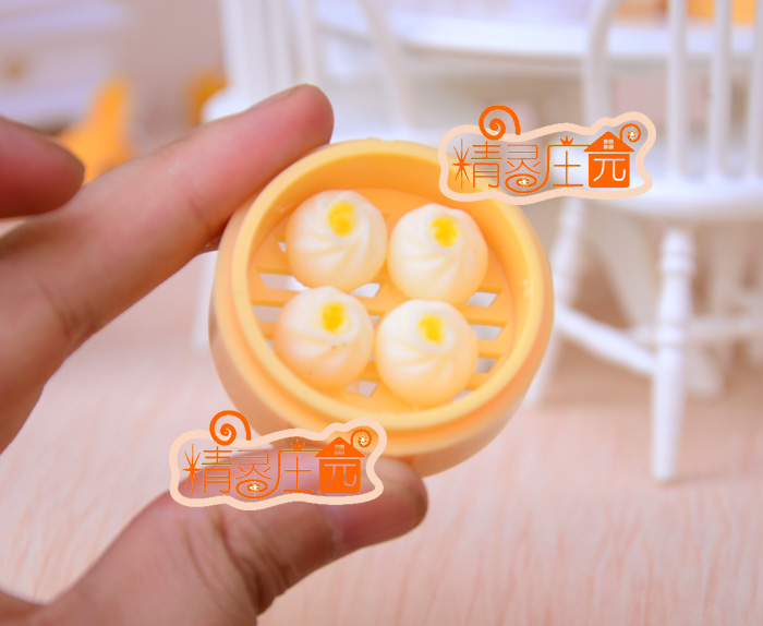Mini dollhouse Mini furniture model of the milk packet package Tianyi