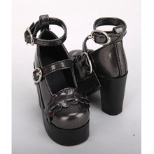 New Design High Heel Doll Shoes for Dolls