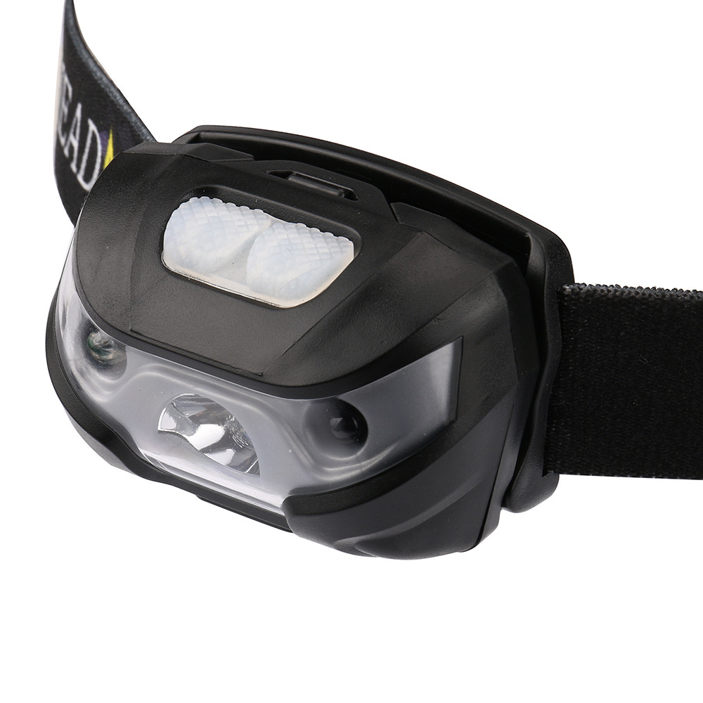 Image 5 - Mini Rechargeable LED Headlamp 3000LM Body Motion Sensor Headlight Camping Flashlight Head Light Torch Lamp With USB-in Headlamps from Lights & Lighting