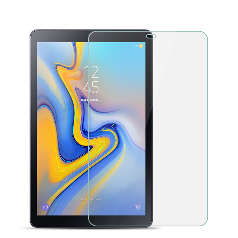 Tempered Glass For Samsung Galaxy Tab A 10.5 2018 SM-T590 SM-T595 T597 Galaxy Tab A2 10.5 Inch 9H  Toughened Glass Film