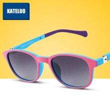 TR90 Polarisées de Enfants Enfants lunettes bébé enfants lunettes de soleil UV400 lunettes de soleil garçon filles mignon cool lunettes S1022
