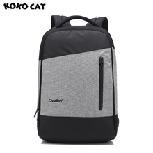 KOKOCAT High Quality  New Fashion Men Waterproof Capacity Laptop Bag 15.6 Inch Backpack School for Women 7101