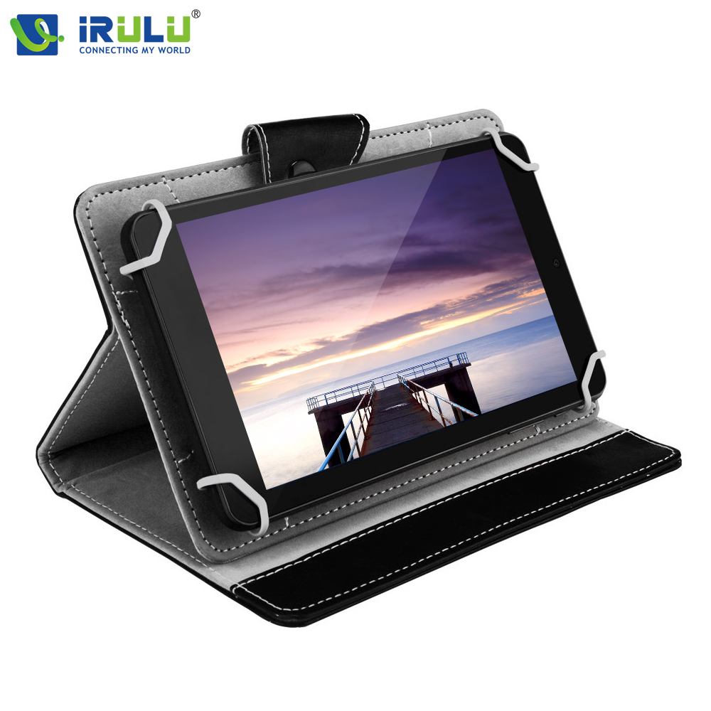 2016 Original iRULU eXpro X4 7'' Tablet 1280*800 IPS Android 5.1 Quad Core Tablet PC 1G /16G Dual Cam WiFi BT 4000mAh w/case