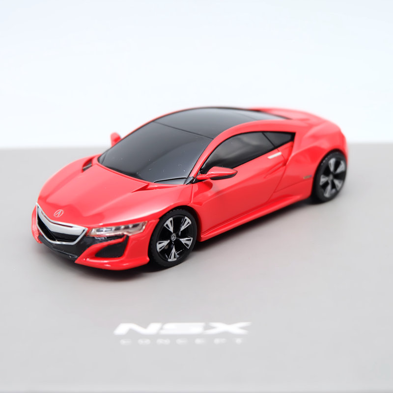 1:43 Scale Acura Concept SUV X01 Resin Red Diecast Toys