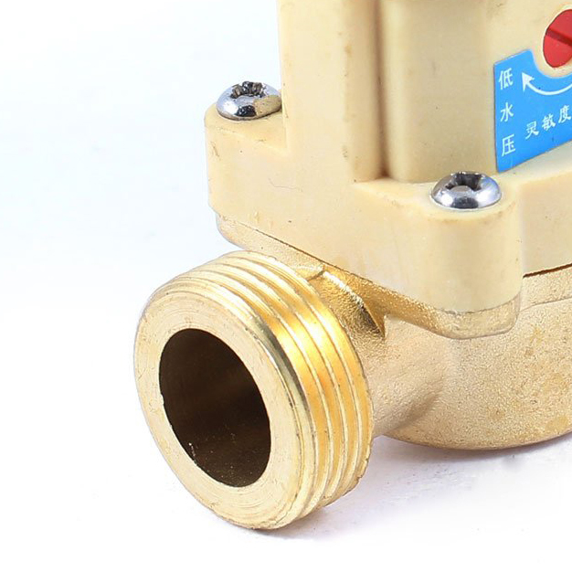 2016 New 26mm 3/4 PT Thread Connector 120W Pump Water Flow Sensor Switch ksol new style 26mm 3 4 pt thread connector 120w pump water flow sensor switch