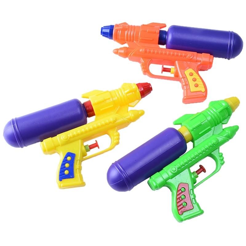 Summer Kids Plastic Water Gun Outdoor Beach Waterpistool Water Toys Summer Swimming Watergun For Children  Shooting Gun