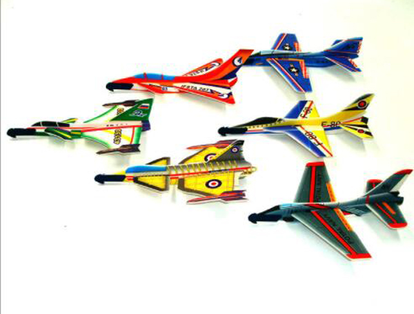 24 Flying Plane Gliders Pinata Toy Loot//Party Bag Fillers Wedding//Kids
