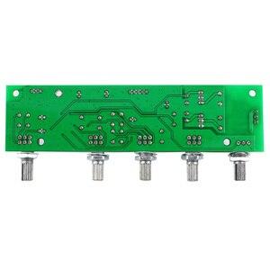 Image 4 - GHXAMP NE5532 Subwoofer Voorversterker 2.1 Voorversterker Toon Boord Treble Bass Ultra lage frequentie Onafhankelijke Aanpassing Dual AC12V 1 pc