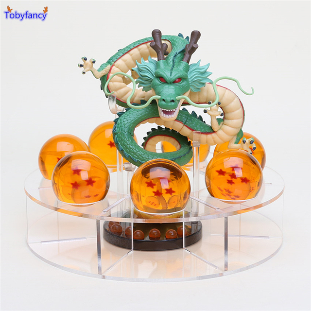 tobyfancy dragon ball z action figures anime pvc shenron shenlong dragonball z figures dbz toys esferas
