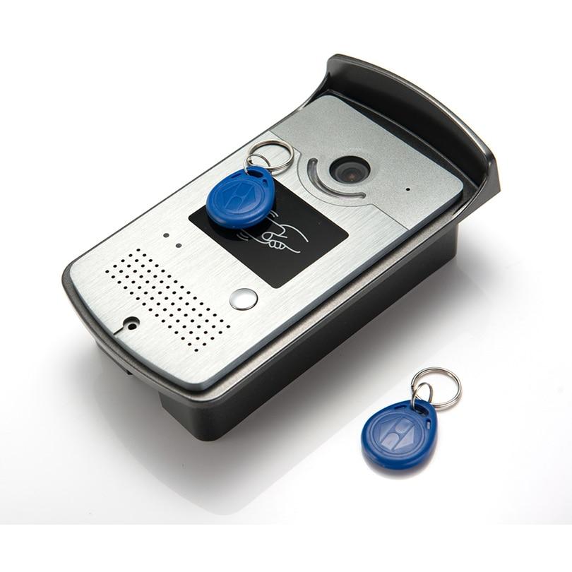 Домофонна система за домофон с 7 - Сигурност и защита - Снимка 2