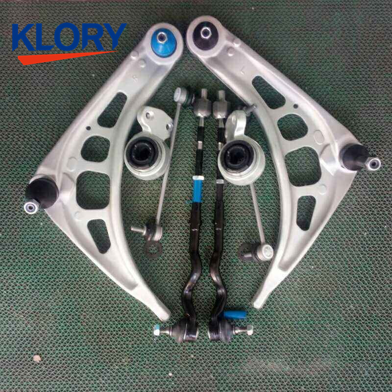 98-05 BMW 3 SERIES E46 LEFT SIDE LOWER WISHBONE SUSPENSION ARM WITH BUSHES