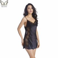Erotic Lingerie Sleepwear Women Sexy Lingerie Negligee Hot Erotic Sexy Clothes Costumes Lenceria Pyjamas Pajamas Sex