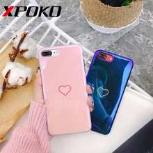 Lovely Heart Phone Case iPhone X 10 8 7 6 6s