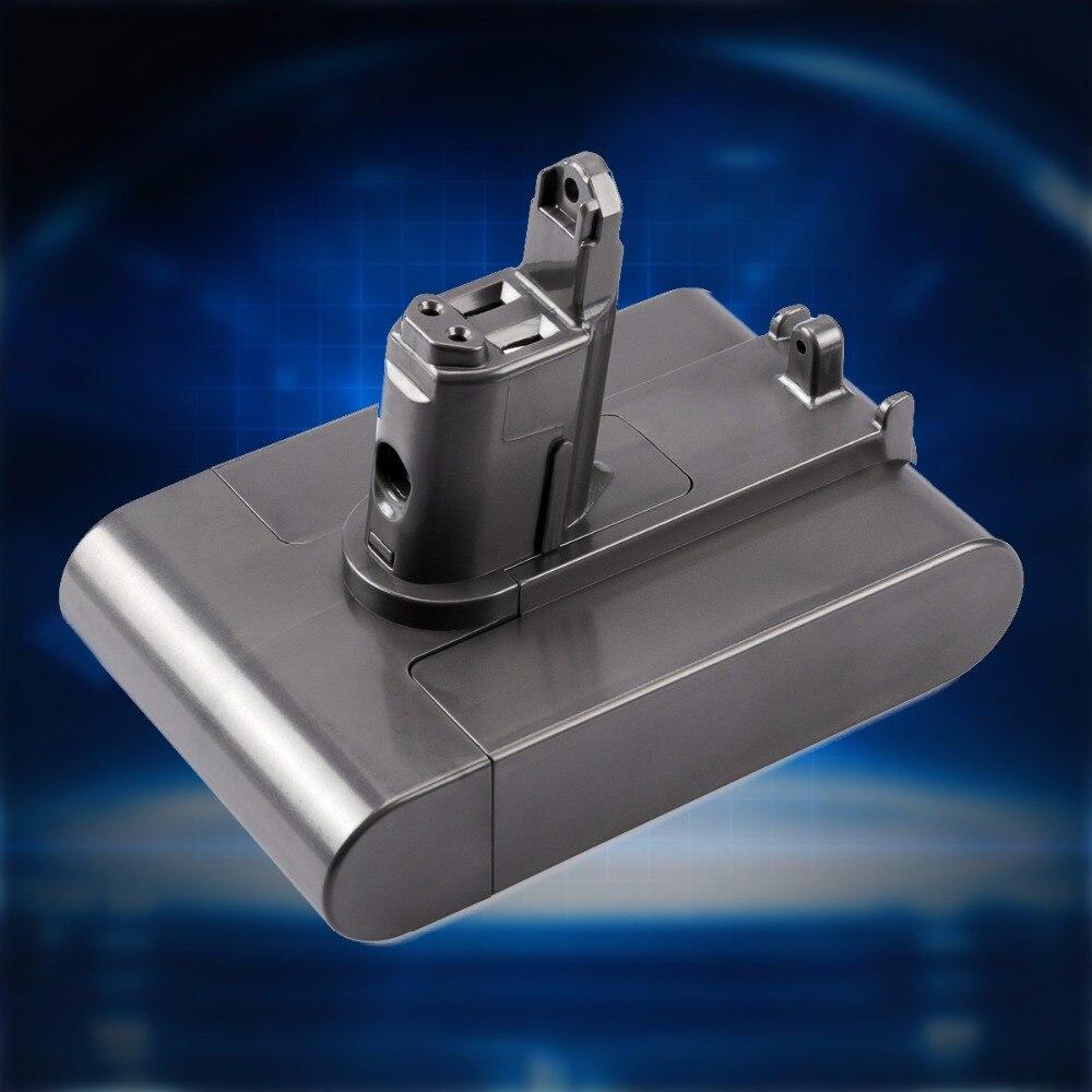 22.2V 3000mAh 2000mAh (uniquement adapté au Type B) batterie pour Dyson DC31 DC35 DC44 DC45 série aspirateur sans fil Li ion-in Batteries rechargeables from Electronique    1