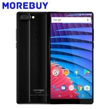 Vernee Mix 2 Handy 6,0 Zoll MTK6757 Octa-core Android 7,0 Smartphone 6G RAM 64G ROM 18:9 Display 13.0MP Dual Zurück kameras