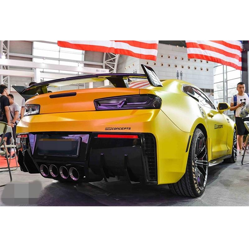 Abs Spoiler Achtervleugel Bagage Voor Chevrolet Camaro Zl1 Gt 2016 2017 2018 Een Grote Verscheidenheid Aan Goederen