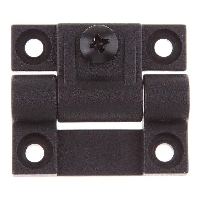 1 pieza de reemplazo de bisagra de Control de posición Southco E6 10 301 20 bisagra de par ajustable de plástico 42x36x5mm