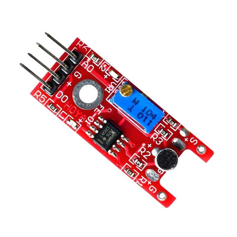 Microphone Amplifier Module Sound Module MIC Microphone Speech Module For Arduino