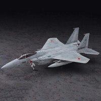 Kyohko Hasegawa 02100 1/72 F 15J Eagle fighter assembled model MSIP configuration II