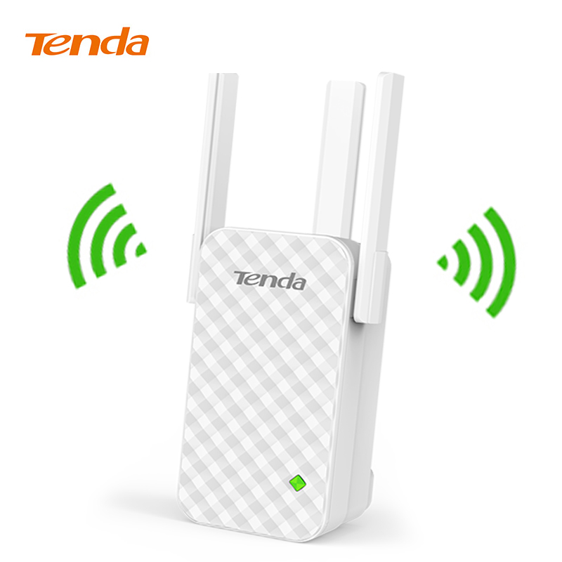 Tenda A12 300Mbps WiFi Repeater Wireless Range Extender Wi-Fi Signal Amplifier Expander, Perfect Partner of Wireless WiFi Router купить в Москве 2019