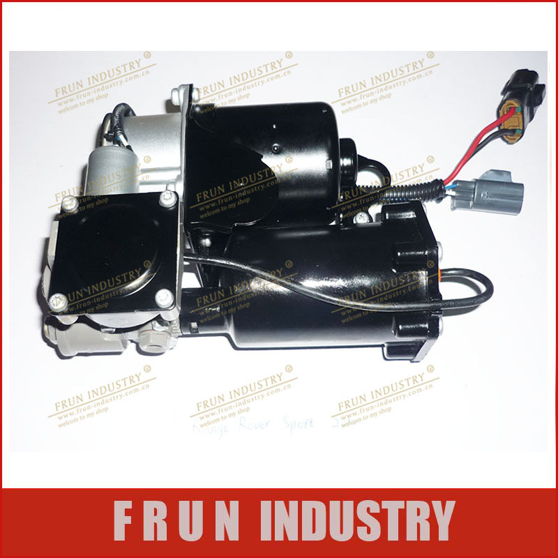 Air compressor pump OE: LR025111 LR015089 LR041777 LR010375 for Range Rover sport Air suspension compressor
