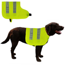 Safety fluorescent coat