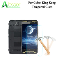 Alesser For Cubot King Kong Tempered Glass Film Screen Protector