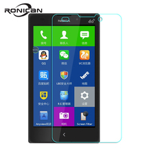 0.26mm 2.5D Ultrathin Premium Tempered Glass Film For Microsoft Nokia XL NokiaXL