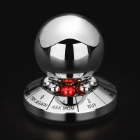 1PCS German Creative Ball Decision Maker Magic Balls antistress Miniature Display kids toys for children