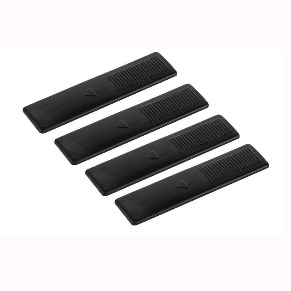4 Pcs Replacement Roof Rail Rack Moulding Clip Cover Snap For Mazda 2 3 6 CX5 CX7 Car Accessories